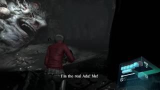 Resident Evil 6 Ada Vs Carla