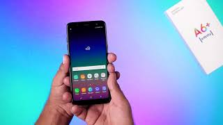 Samsung Galaxy A6+: Unboxing   Hands on   Price [Hindi हिन्दी]