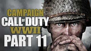 Call Of Duty: WWII - Let's Play (Campaign) - Part 11 -