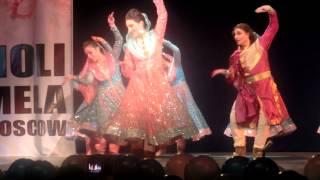 Holi Mela 2014 Moscow Video 36