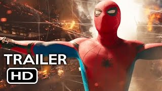 Spider-Man: Homecoming Trailer #2 (2017) Tom Holland Movie HD
