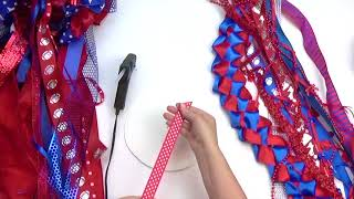 Bow Genius - How to Make a Homecoming Mum - DIY Bow Maker