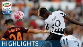 Roma - Juventus 2-1 - Highlights - Matchday 2 - Serie A TIM 2015/16
