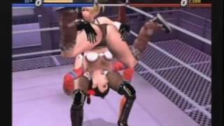 Rumble Roses: Mistress Spencer 2