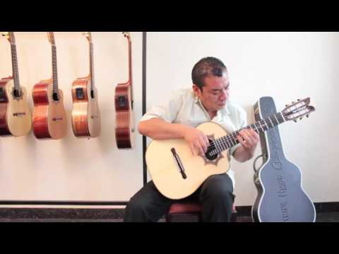 Requinto Hugo Chiliquinga Sicomoro Marcelo Sánchez