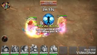 Castle clash Ita - Come durare 3 minuti al boss 5