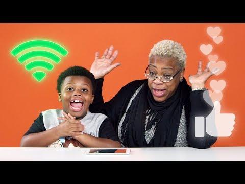 Kids Explain The Internet to Old People Kids Explain HiHo Kids