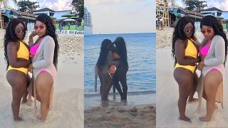 LifeAsTatiana Vlog #92 | New Years & She Nearly Got Her Ass BEAT + Ochi Beach Vybz | JAMAICA VLOG