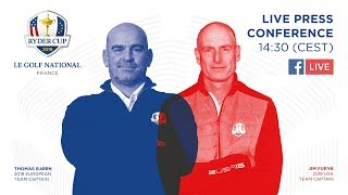 Ryder Cup 2018 - One Year to Go - Captain's Press Conference
