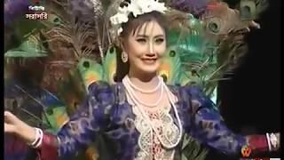 Chakma group Dance and Marma Dance