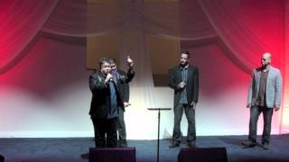 When we all get together with the lord- Friends Quartet