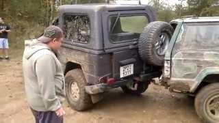 ORIGINAL Ty picho, ty krava! Czech guys and overroad car ....s...!)))