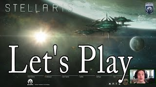 Stellaris Part 34 Watching Battleships Battle!