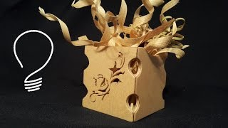 Small Plywood Box