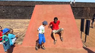 Ranbir kapoor childhood video.. aguada fort goa