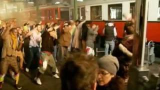 Pussycat Dolls - Jai Ho (BEHIND THE SCENES in VIENNA)