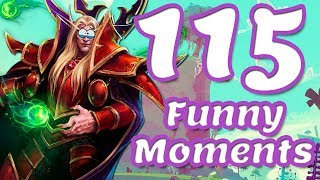 Heroes of the Storm: WP and Funny Moments #115