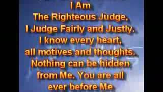 FOR YOU  WITH LOVE  Righteous or unrighteous wmv