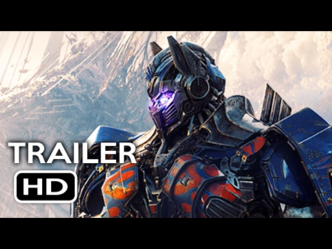 Transformers 5 The Last Knight Trailer Super Bowl Trailer 2017 Mark Wahlberg Action Movie HD