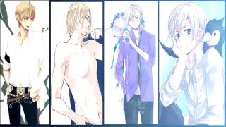 Eh? Ah, Sou (APH remix, England and France, Iceland and Norway)