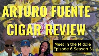 "Cigar Aficionado #6 - 2016 Cigar of The Year - Arturo Fuente Rosado Sungrown Magnum R ""Forty-Four"""