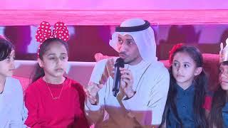 قناة اطفال ومواهب الفضائية لقاءات وتجهيزات قبل حفل وداع رحمة