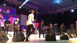 TYE TRIBBETT live in Lagos, Nigeria!
