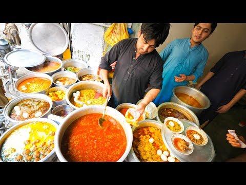 Xxx Mp4 Street Food In Peshawar SUPERHUMAN Curry 100 Egg BIGGEST Chapli Kebabs Pakistani Street Food 3gp Sex