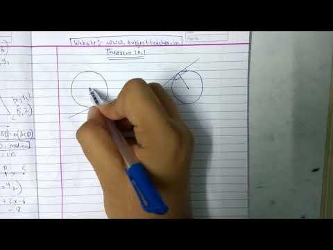 Xxx Mp4 Chapter 10 Exercise 10 1 Q3 Q4 Theorem 10 1 CIRCLES NCERT Maths Class 10 3gp Sex