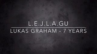 Lukas Graham - 7 Years (Cover)