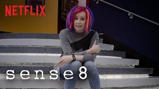 Sense8 | Happy Holidays from Lana Wachowski [HD] | Netflix