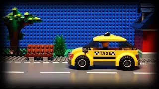Lego Taxi