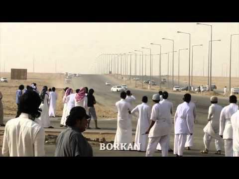 Unbelievable 200km drifting in Saudi Arabia