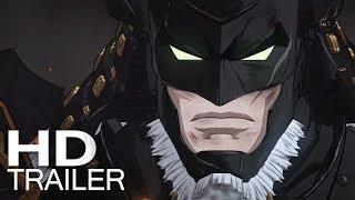 BATMAN NINJA | Trailer (2018) Legendado HD