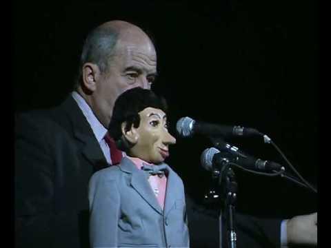 Rodolfo y Pepito en el Teatro del Huerto