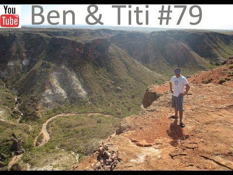 Canyon Cap Range National Park - Western Australia - Ben And Titi #E79