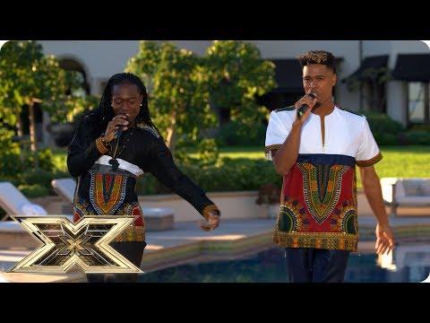 Xxx Mp4 Misunderstood Love Dem London Girls Preview The X Factor UK 2018 3gp Sex