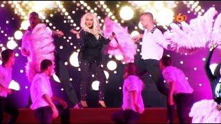 Le360.ma • Concert Christina Aguilera Mawazine 2016