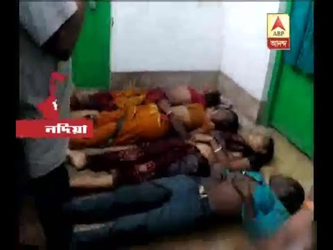 Nadia: 8 killed in a Bus accident at Tehatta