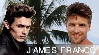 James Franco Casual Hair Tutorial I Men's Hair inspiration I Koh Lipe, Thailand