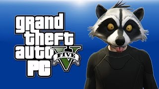 GTA 5 PC Online Funny Moments with Adversary Mode action!