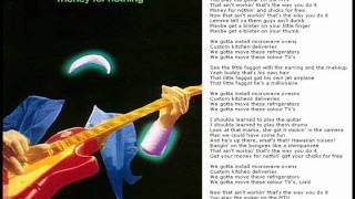 Dire Straits - Money for Nothing Original Unedited Banned
