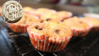 DIY- How To Make Moist & Tender Chocolate chip  Muffin In Easy Steps