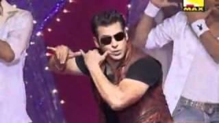 Salman Khan's Performance in Max Stardust Awards 2011 HQ