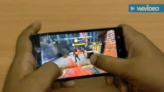 GAMING REVIEW OF HUAWEI HONOR 4X
