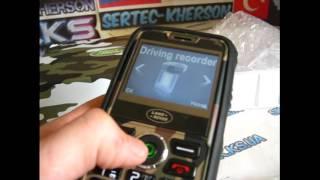 Landrover L9000 - первый реально защищенный PowerBank телефон