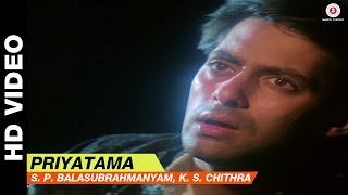My Love Meri Priyatama - Love | S.P. Balasubrahmanyam, K.S. Chitra | Salman Khan & Revathi