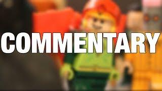 Lego Batman- Lame Villains COMMENTARY