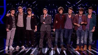 The Result - Live Week 6 - The X Factor UK 2012