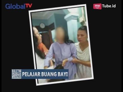 Siswi SMP Ini Bersama Kekasihnya Ditangkap Polisi Karna Membuang Bayi - BIS 2504